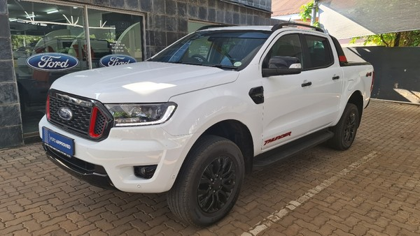 2020 Ford Ranger 2.0D BI-Turbo Thunder 4x4 Auto Double Cab Bakkie Limpopo Mokopane_0