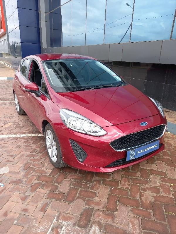 2020 Ford Fiesta 1.5 TDCi Trend 5-Door North West Province Lichtenburg_0