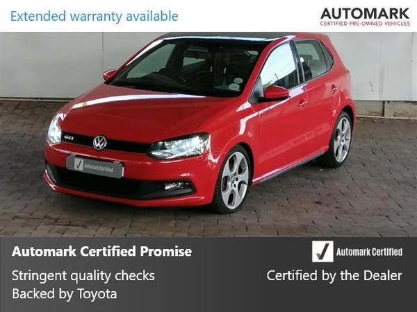 2012 Volkswagen Polo Gti 1.4tsi Dsg  Eastern Cape Uitenhage_0