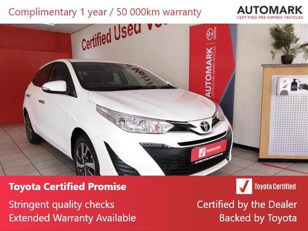 2019 Toyota Yaris 1.5 Xs 5-Door Gauteng Springs_0