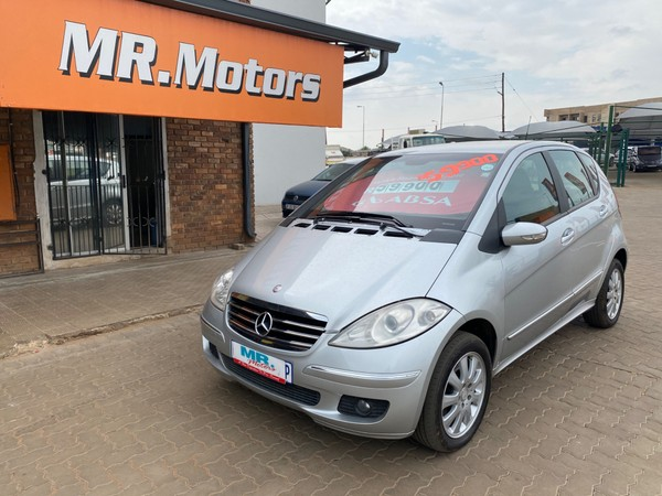2007 Mercedes-Benz A-Class A 170 Elegance At  Gauteng Centurion_0