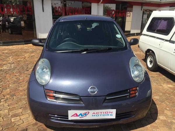 2004 Nissan Micra 1.4 Acenta  5dr d64  Gauteng Lenasia_0