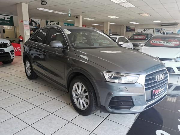 2015 Audi Q3 1.4T FSI Stronic 110KW Kwazulu Natal Pinetown_0