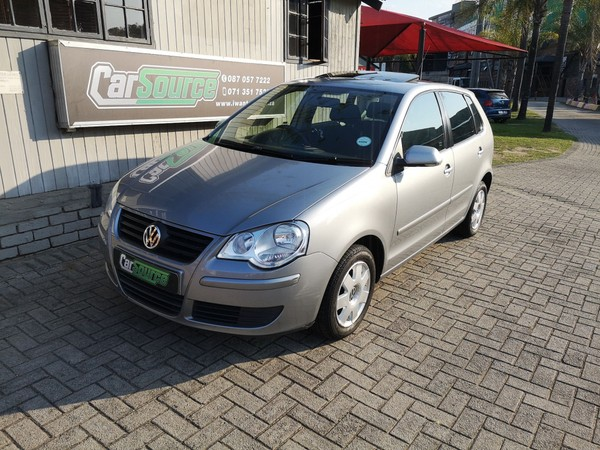 2007 Volkswagen Polo 1.6 Comfortline  Mpumalanga Nelspruit_0