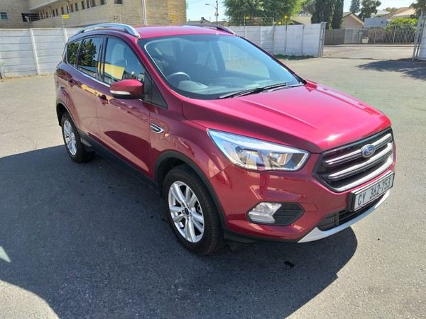 2019 Ford Kuga 1.5 TDCi Ambiente Western Cape Bellville_0