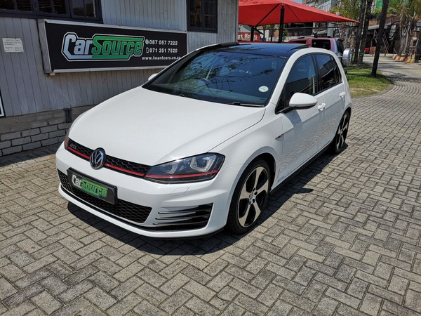 2014 Volkswagen Golf VII GTi 2.0 TSI DSG Mpumalanga Nelspruit_0