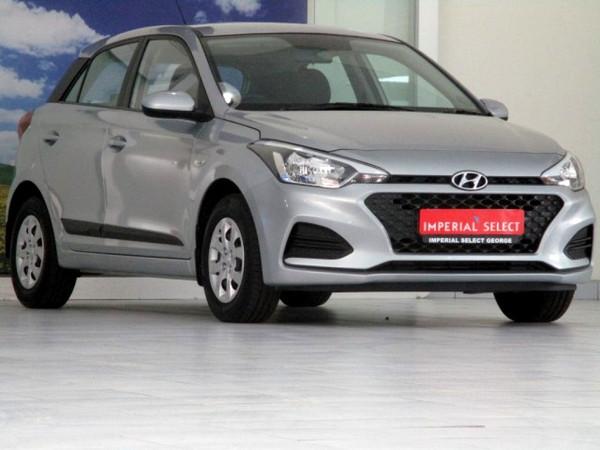 2019 Hyundai i20 1.2 Motion Western Cape George_0