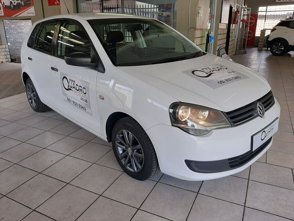 2016 Volkswagen Polo Vivo GP 1.4 Conceptline Free State Ficksburg_0