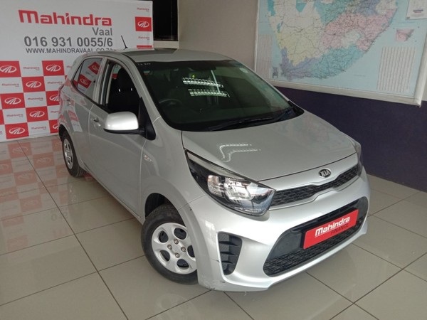 2018 Kia Picanto 1.0 Start Gauteng Vanderbijlpark_0