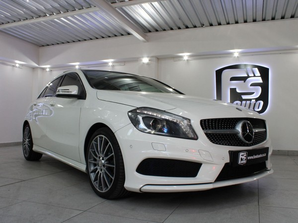 2015 Mercedes-Benz A-Class A 220 Cdibe At  Western Cape Cape Town_0