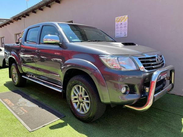 2015 Toyota Hilux 3.0 D-4D LEGEND 45 RB Double Cab Bakkie Gauteng Boksburg_0