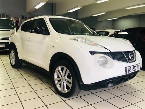 2013 Nissan Juke 1.6 Acenta  Gauteng Springs_0