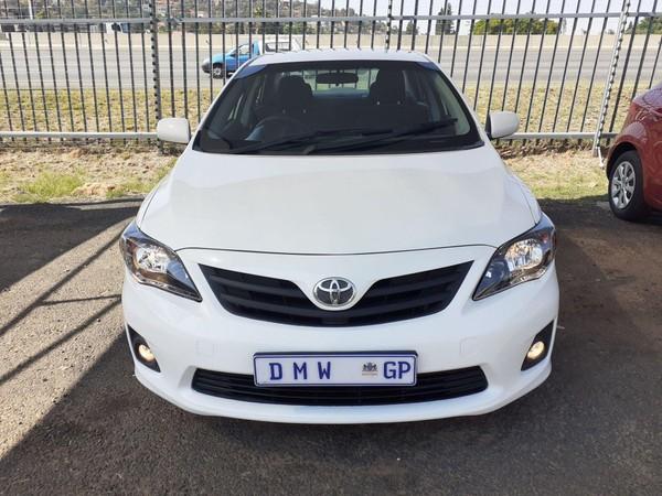 2019 Toyota Corolla Quest 1.6 Auto Gauteng Johannesburg_0