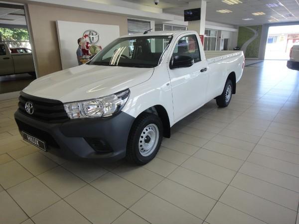 2021 Toyota Hilux 2.4 GD S AC Single Cab Bakkie Western Cape Ceres_0