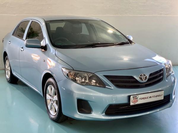 2017 Toyota Corolla Quest 1.6 Plus Kwazulu Natal Durban_0
