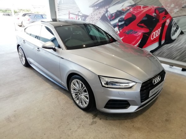 2017 Audi A5 Sportback 2.0T FSI S-Tronic Gauteng Bryanston_0