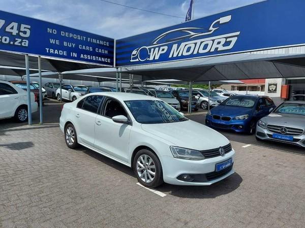2014 Volkswagen Jetta Vi 1.4 Tsi Comfortline  Western Cape Bellville_0