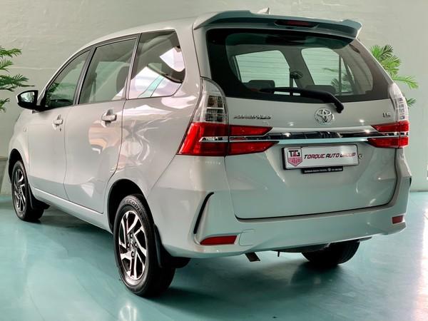 2020 Toyota Avanza 1.5 TX Kwazulu Natal Durban_0
