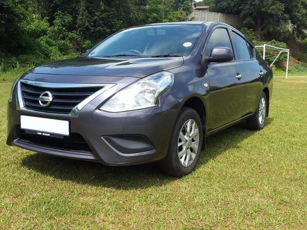 2017 Nissan Almera 1.5 Acenta Kwazulu Natal Durban North_0