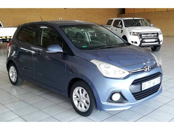 2014 Hyundai Grand i10 1.25 Fluid Mpumalanga Secunda_0