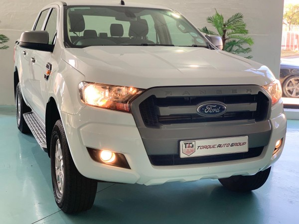 2019 Ford Ranger 2.2TDCi XLS 4X4 Auto Double Cab Bakkie Kwazulu Natal Durban_0
