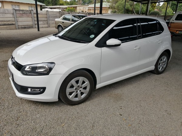 2013 Volkswagen Polo 1.2 Tdi Bluemotion 5dr  North West Province Klerksdorp_0