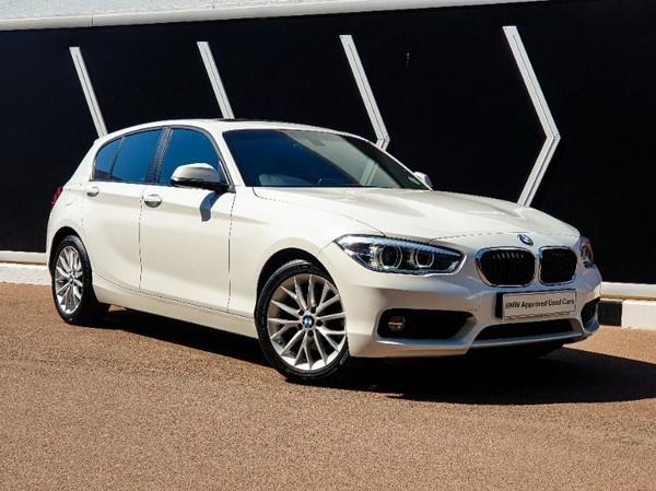 2019 BMW 1 Series 120d 5DR Auto f20 Gauteng Pretoria_0