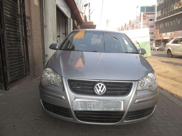 2009 Volkswagen Polo 1.6 Comfortline  Gauteng Johannesburg_0