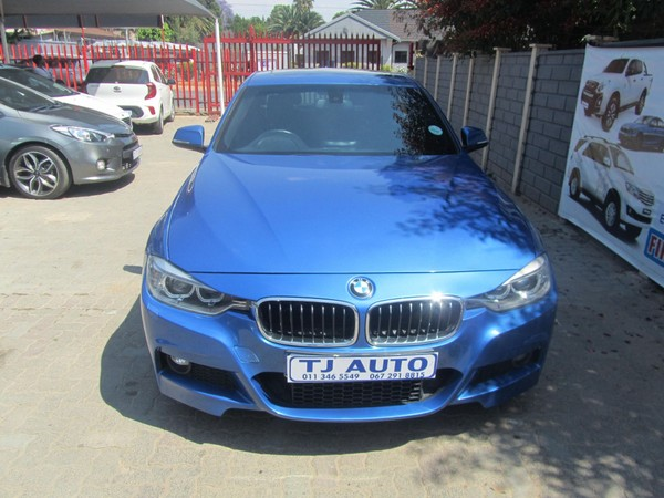 2014 BMW 3 Series 320i M Sport Line At f30  Gauteng Bramley_0