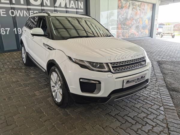 2016 Land Rover Evoque 2.0 TD4 SE Eastern Cape Port Elizabeth_0