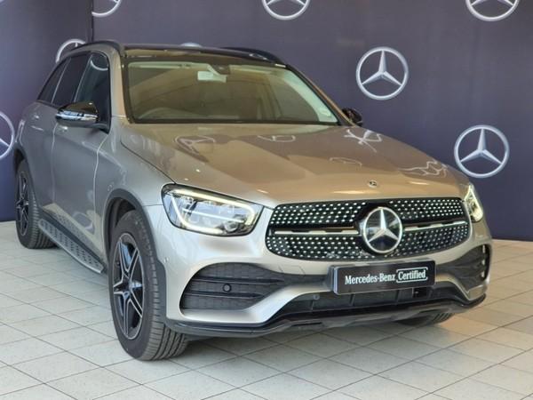 2020 Mercedes-Benz GLC 300 4MATIC Gauteng Sandton_0