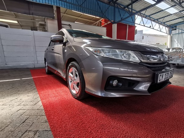 2015 Honda Ballade 1.5 Elegance CVT Western Cape Goodwood_0