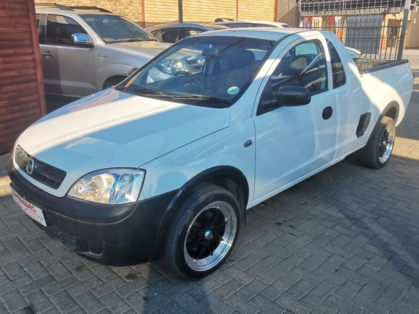 2007 Opel Corsa Utility 1.4i Club Pu Sc  North West Province Brits_0
