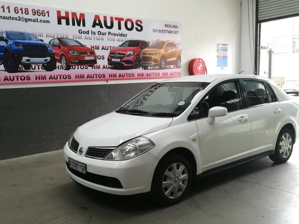 2012 Nissan Tiida 1.6 Automatic Gauteng Johannesburg_0