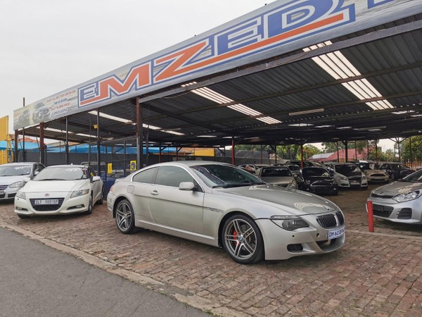 2005 BMW 6 Series 650i Coupe Individual At e63  Gauteng Kempton Park_0