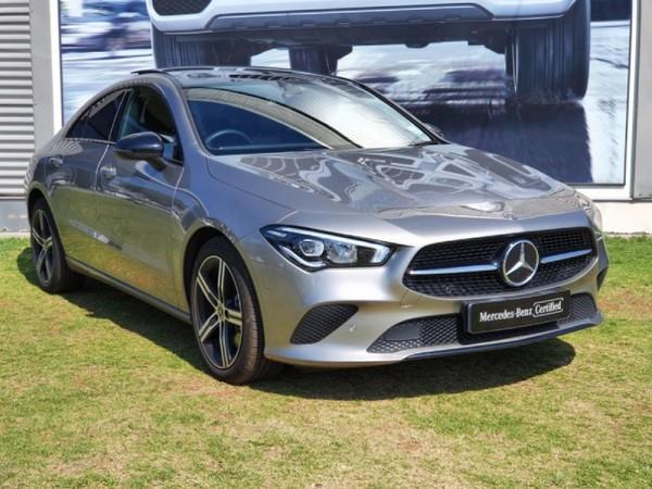 2020 Mercedes-Benz CLA CLA220d Auto Gauteng Boksburg_0