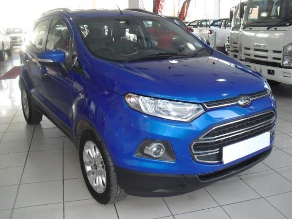 2018 Ford EcoSport 1.0 Titanium Northern Cape Kimberley_0