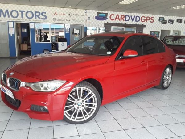 2014 BMW 3 Series 320i M Performance ED Auto Gauteng Johannesburg_0