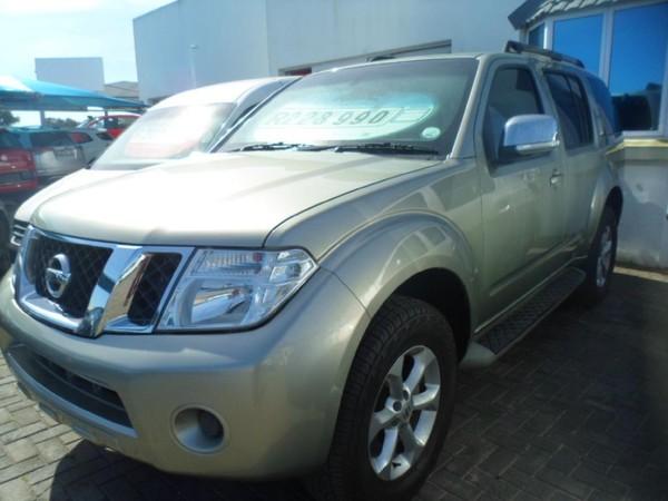 2013 Nissan Pathfinder 2.5 Dci Se At  Eastern Cape Port Elizabeth_0