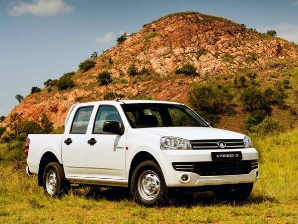 2020 GWM Steed 5 2.2 MPi Base Double Cab Bakkie Western Cape Goodwood_0