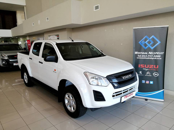 2020 Isuzu D-MAX 250 HO Hi-Rider Auto Double Cab Bakkie Mpumalanga Nelspruit_0