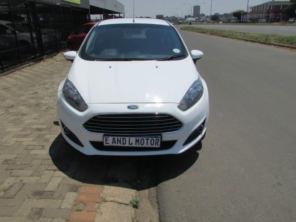 2013 Ford Fiesta 1.0 Ecoboost Trend 5dr  Gauteng Kempton Park_0