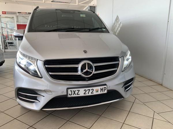 2018 Mercedes-Benz V-Class V250d  Avantgarde Auto Gauteng Centurion_0