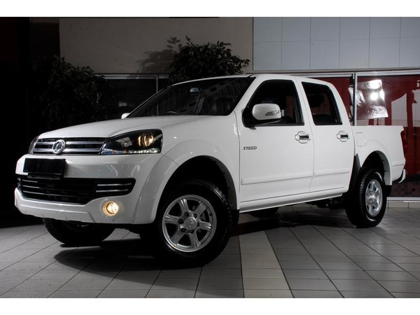 2020 GWM Steed STEED 5E 2.0 VGT SX Double Cab Bakkie Western Cape Goodwood_0