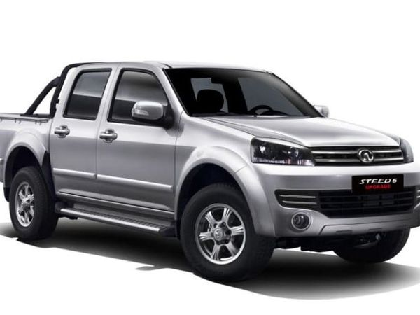 2020 GWM Steed STEED 5E 2.0 VGT XSCAPE Double Cab Bakkie Western Cape Goodwood_0
