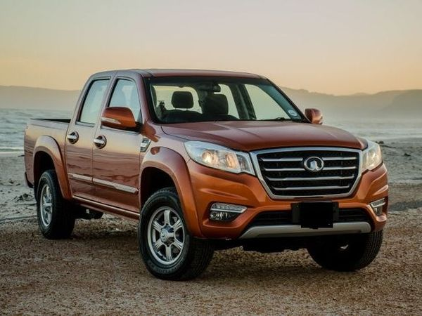 2020 GWM Steed STEED 6 2.0 VGT SX Double Cab Bakkie Western Cape Goodwood_0