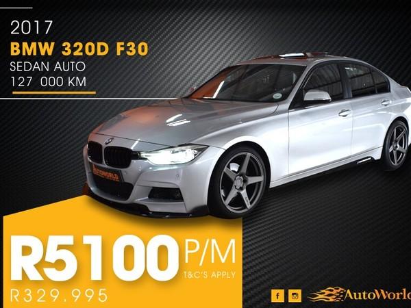 2017 BMW 3 Series 320D Auto Western Cape Goodwood_0
