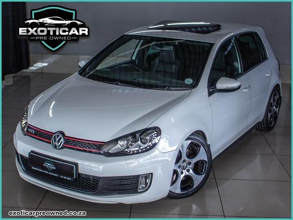 2011 Volkswagen Golf Vi Gti 2.0 Tsi Dsg  Gauteng Benoni_0