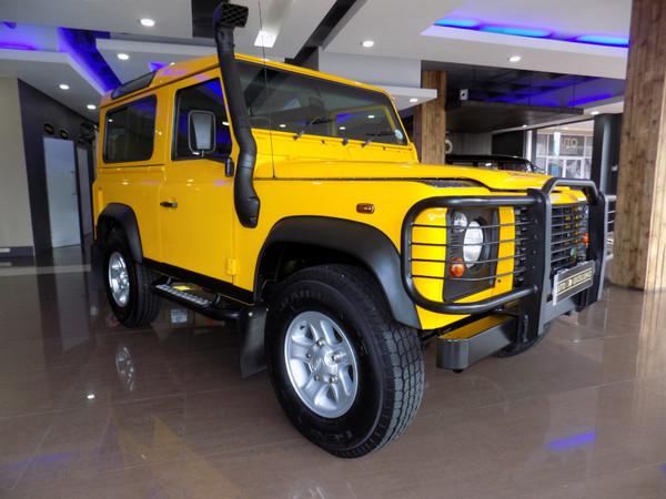 2005 Land Rover Defender 90 2.5 Td5 Csw  Western Cape Stellenbosch_0