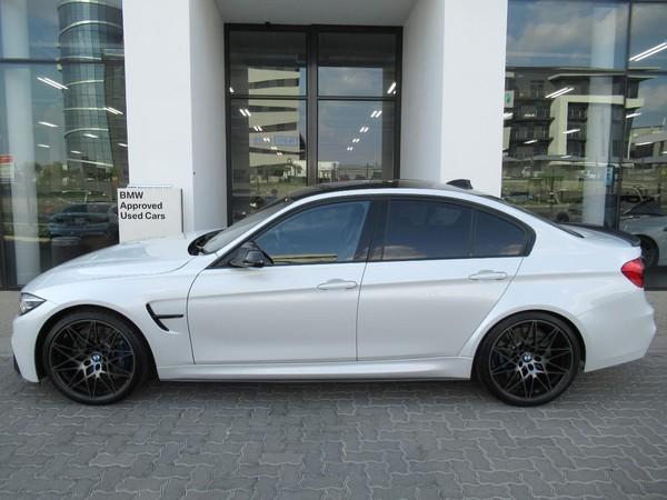 2018 BMW M3 M-DCT Competition Gauteng Midrand_0